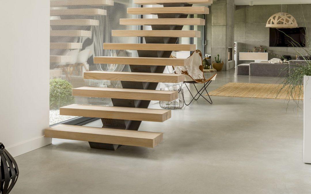 Een compleet nieuwe trap of je trap laten renoveren?